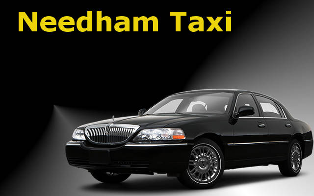 Taxi in Needham
