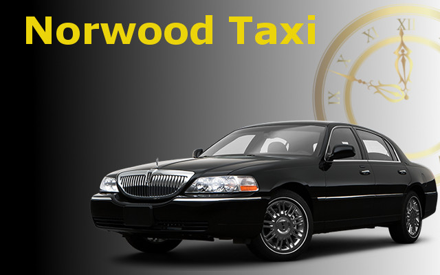 Taxi in Norwood MA